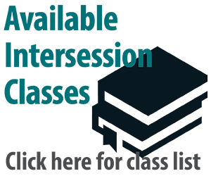 Available Intersession Classes