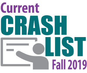 Fall 2019 Crash List