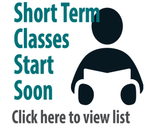 Short term classes