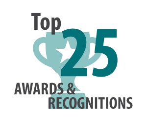 top 25 awards