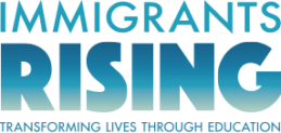 lmmigrants Rising Logo