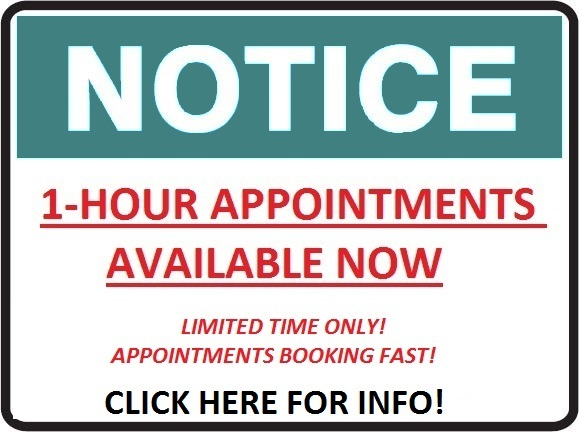 appointments are available now call 6193887840 OR click here to schedule