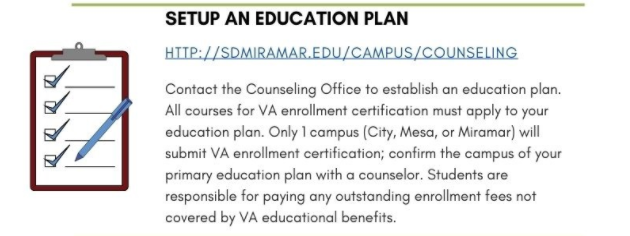 VA Education Plan Link