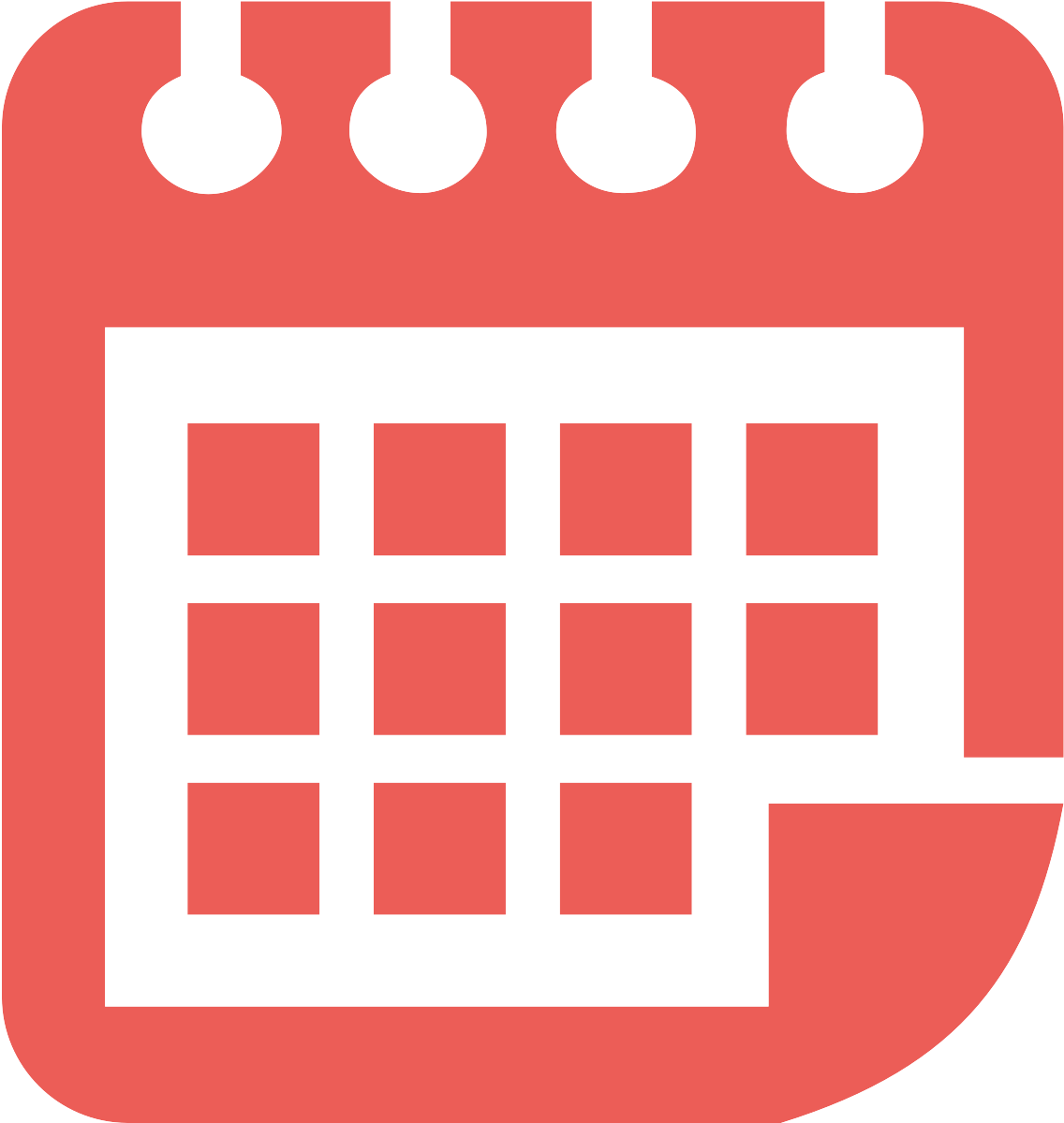 calendar icon link to academic calendar