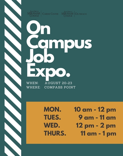 On Campus Job Expo