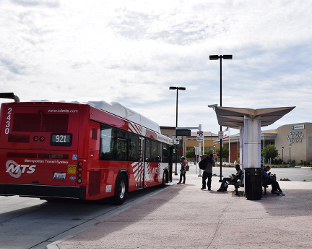 Miramar College Transit Center